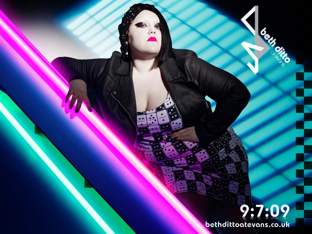 beth ditto at evans