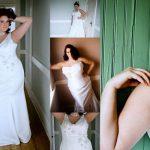Cc.elaine Plus Size Bridal