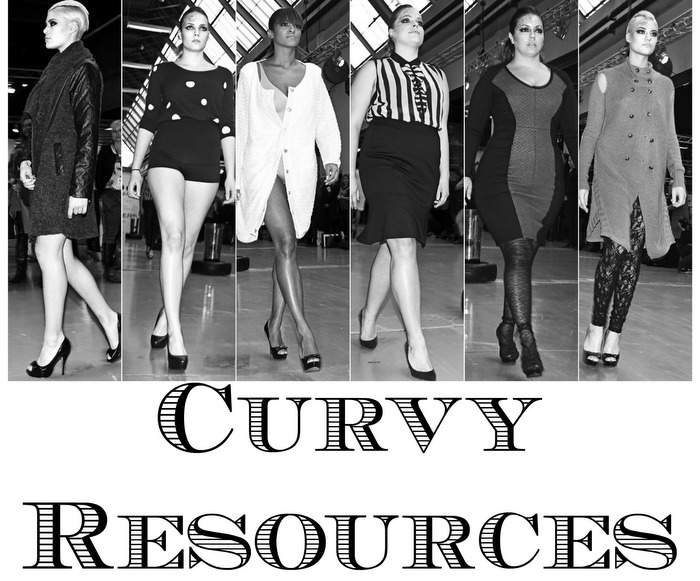 curvy and plus size resources