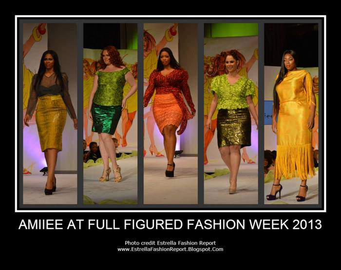 Full Figured Fashion Week Designers Recap Indie Designers
