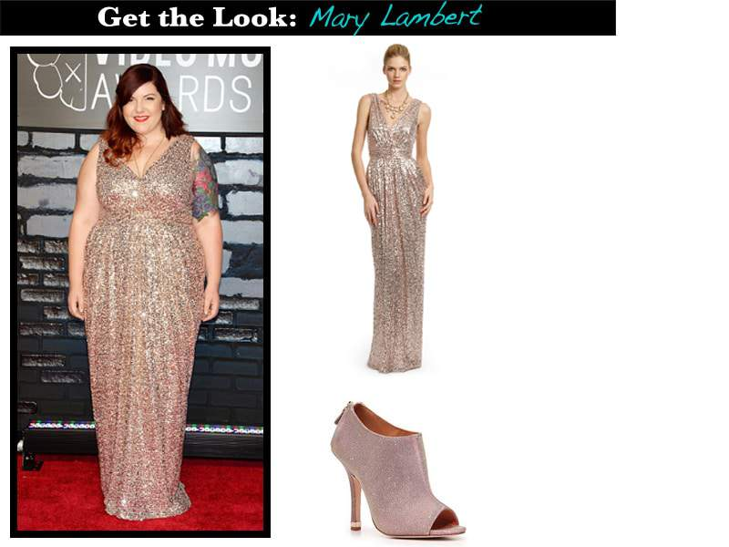 Get the Look Mary Lambert