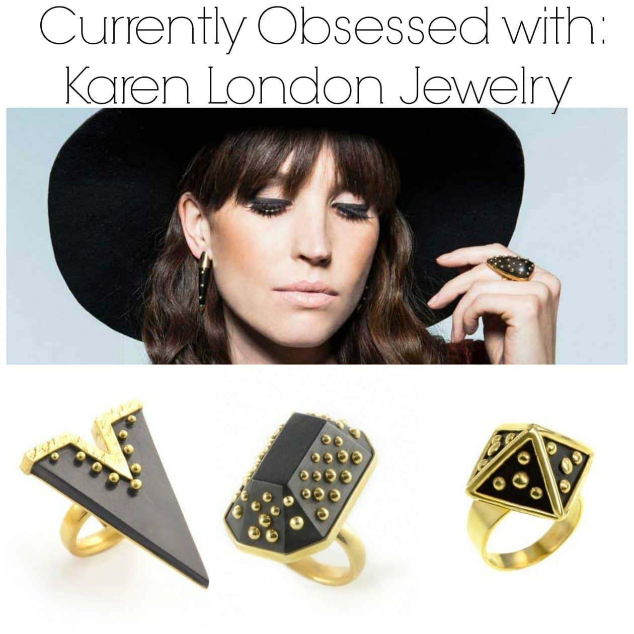 Los Angeles Jewelry Designer Karen London