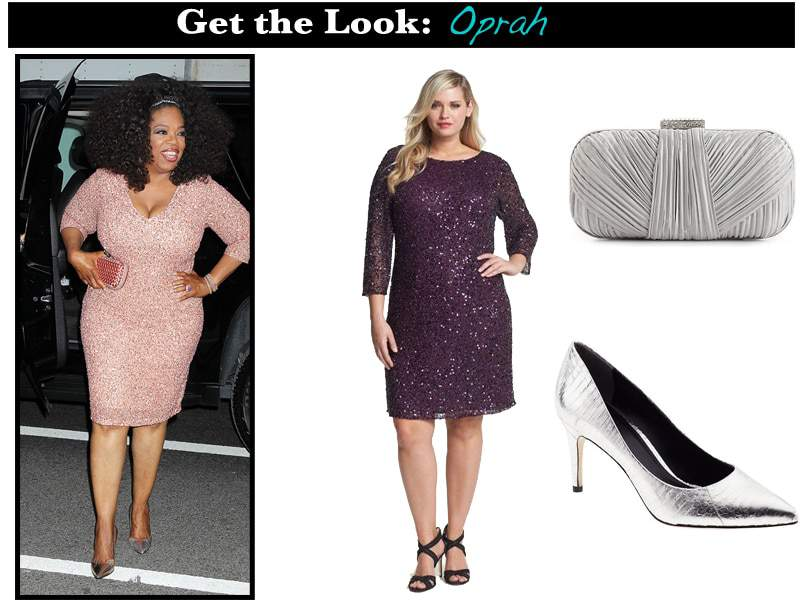 Get the Look Oprah