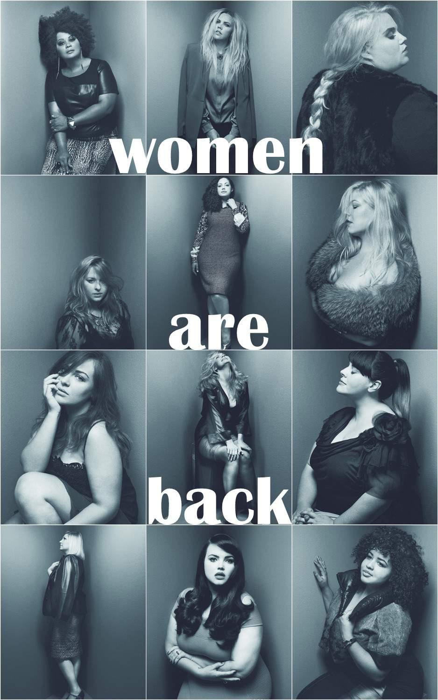 Marina Rinaldi Women are Back