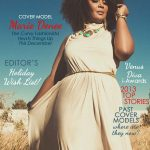 The Curvy Fashionista Daily Venus Diva December Cover