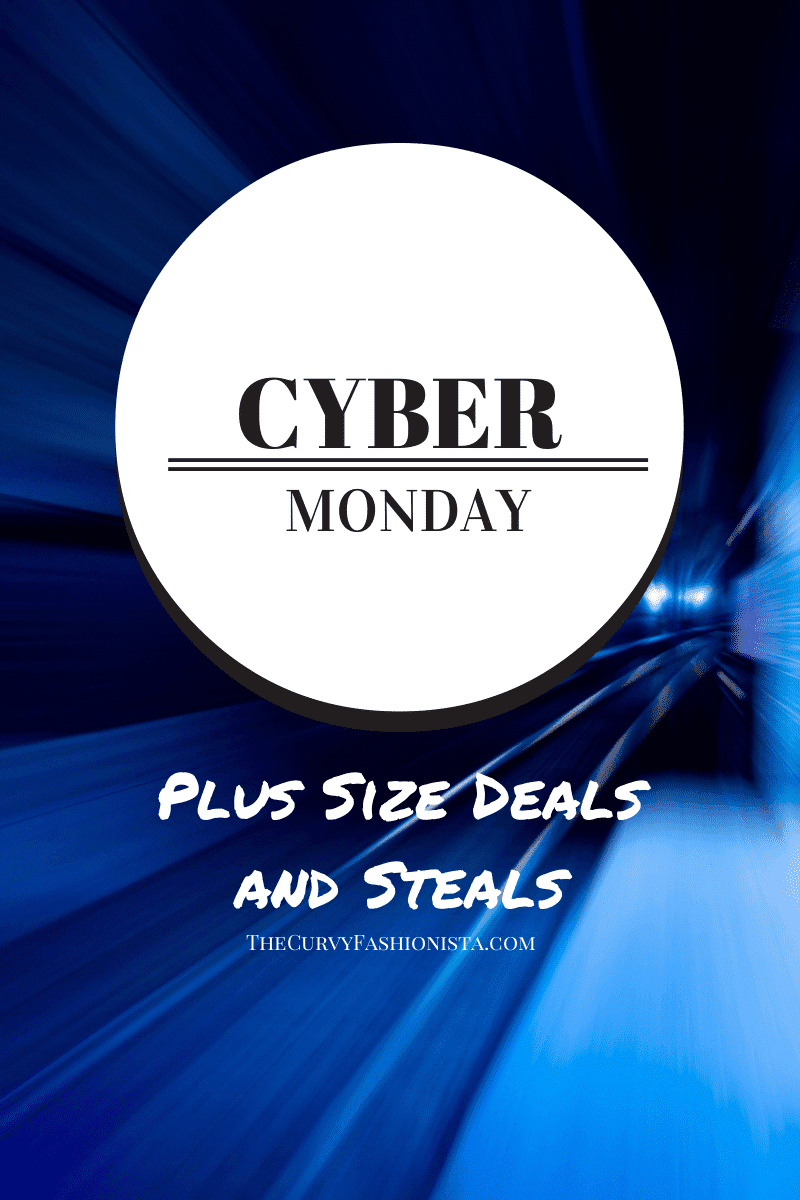 Cyber Monday Plus Size Deals and Steals
