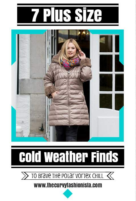 7 Plus Size Cold Weather Finds to Brace the Chill