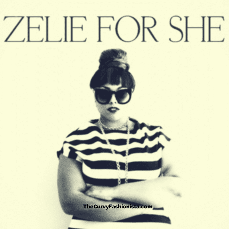The BLACK OUT Collection by Zelie for She