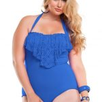 Plus Size Swim: Becca Etc Spring Summer 2014 Collection on The Curvy Fashionista