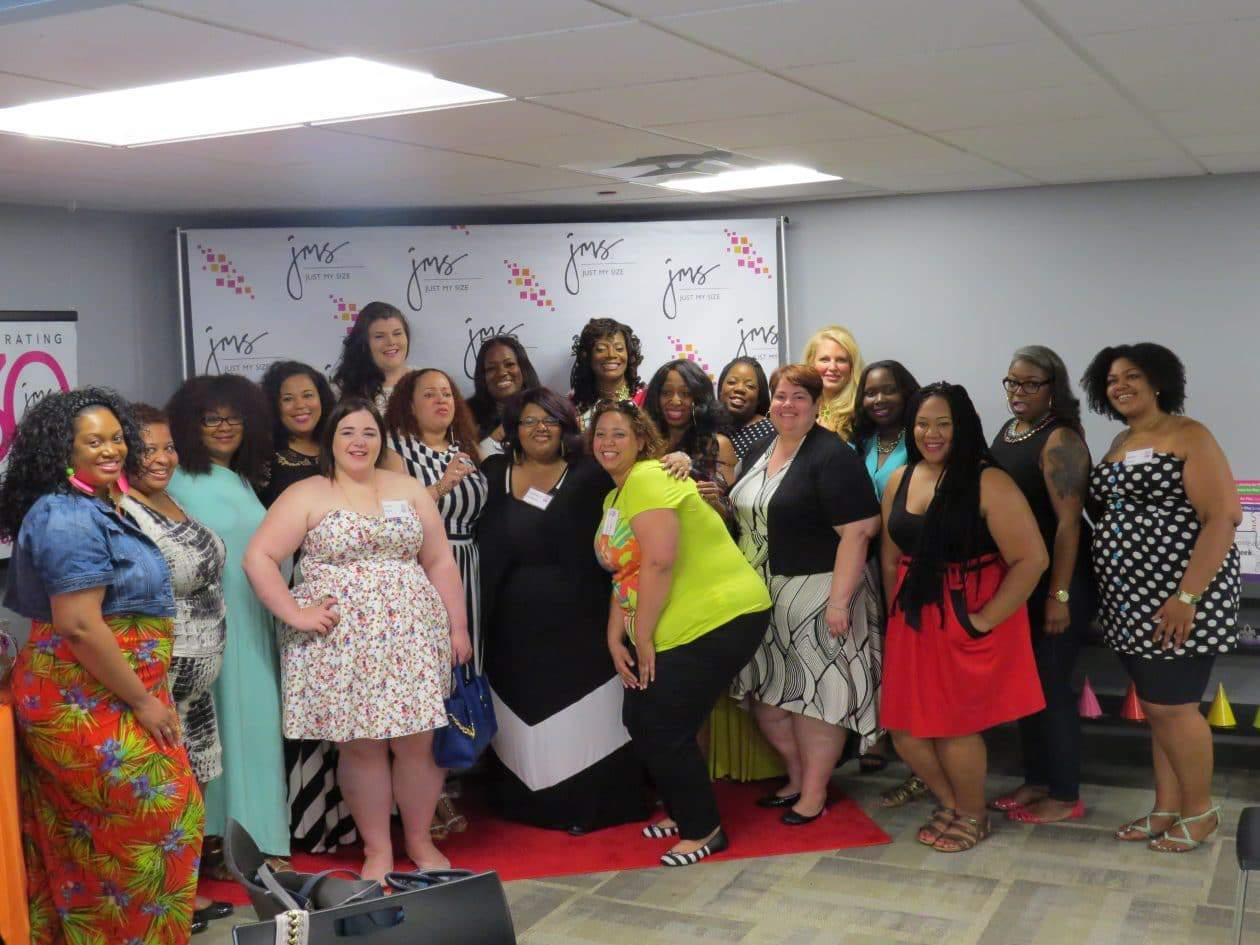 FFFWeek 2014 Recap: Just My Size Blogger Breakfast