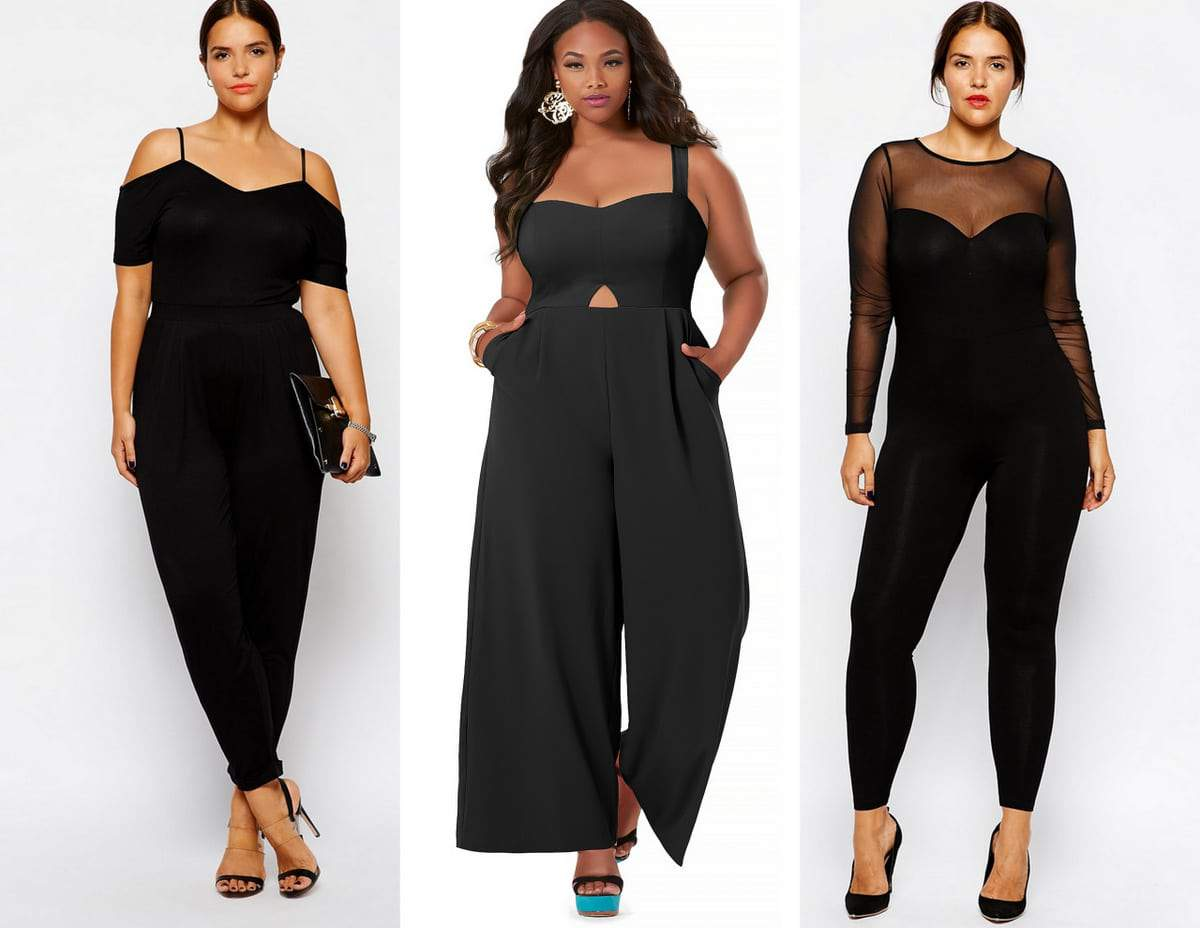 Plus size fall trends- Jumpsuits