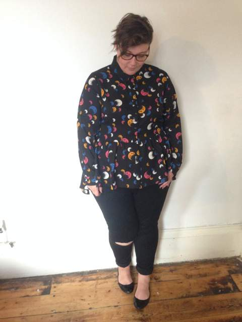 Plus size blogger spotlight- Becky from Ms Be Be