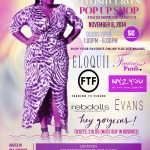 Plus Size Blogger, Alissa Launches the Stylish Curves Pop Up Shop