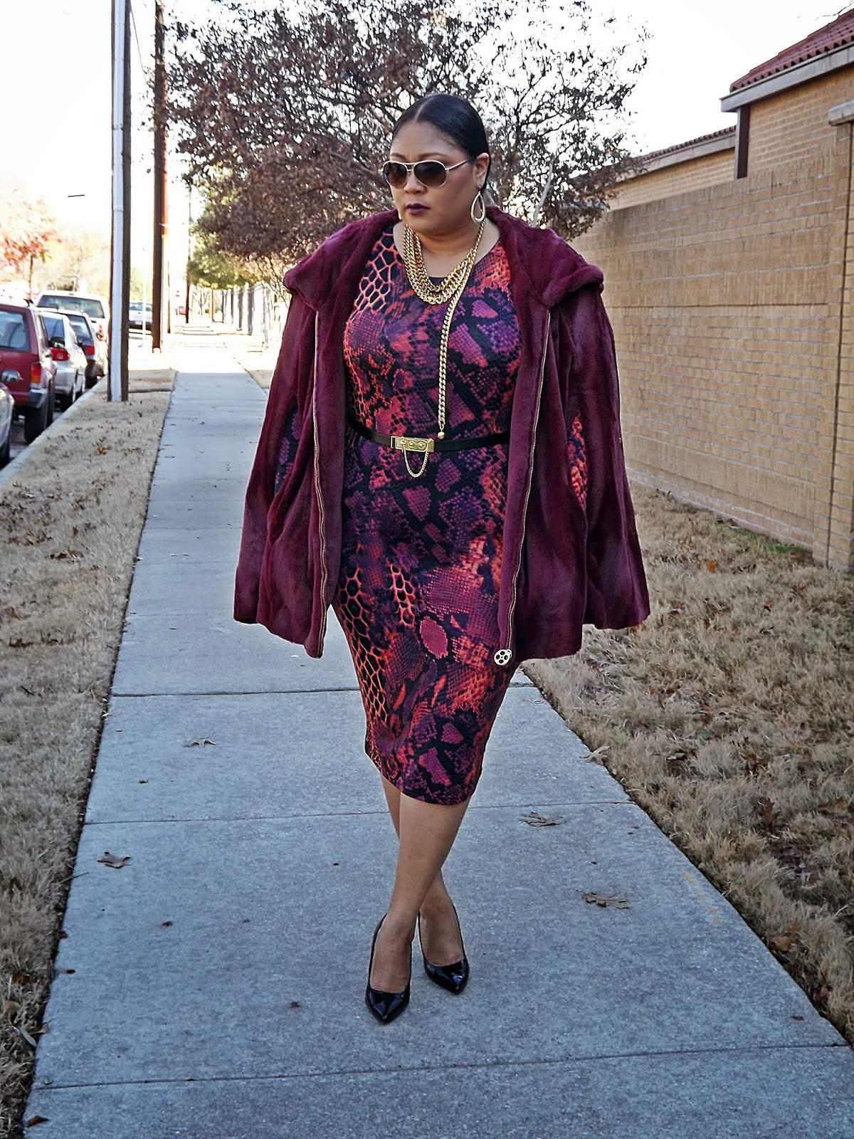 Fashion Blogger Spotlight: Meet Kiah of From The Rez To The City
