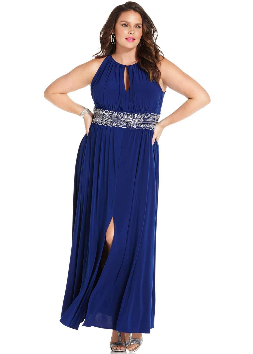 TCFStyle Find: 2015 Plus Size Prom Dresses to Rock the Night ...