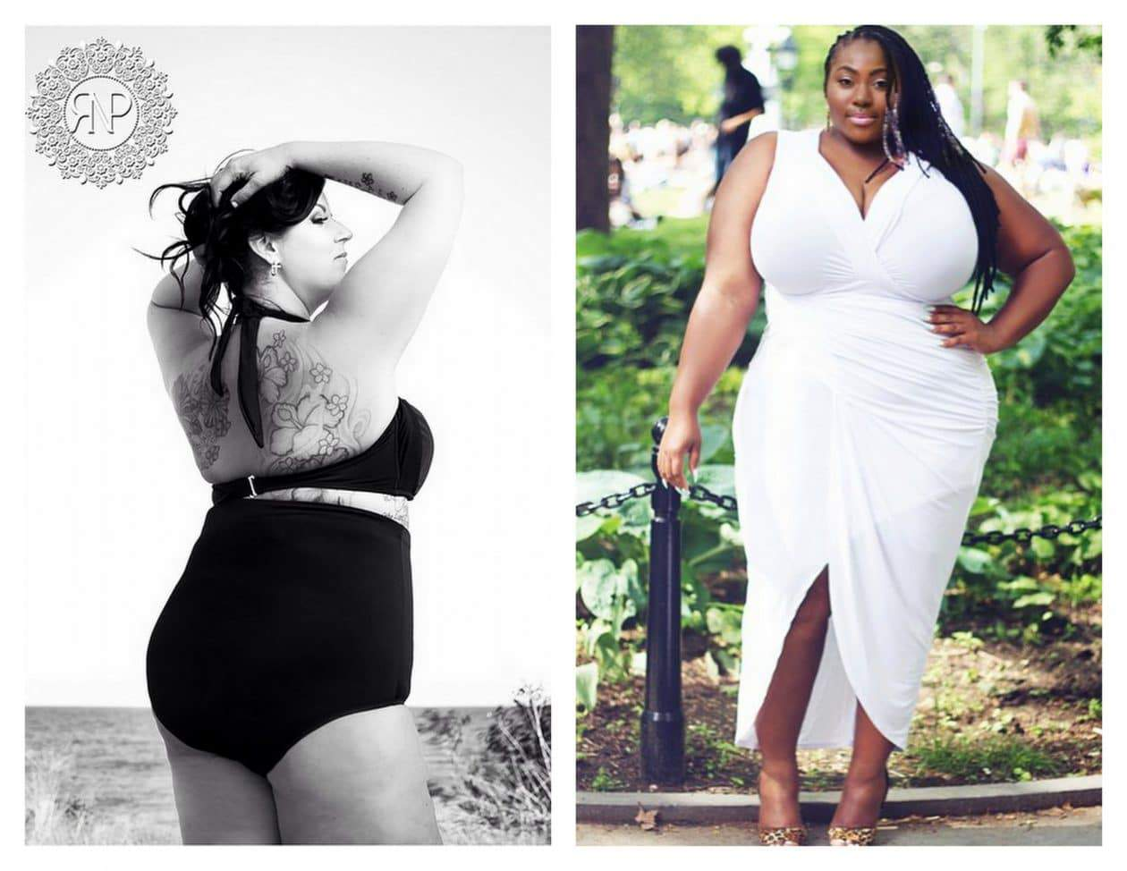 TCFStyle: Five Plus Size Looks We Love on The Curvy Fashionista