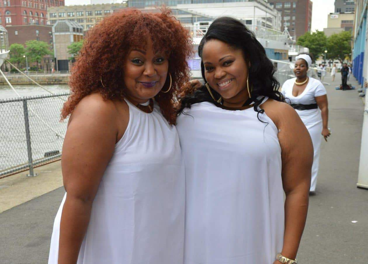FFFWeek Recap The Curves at Sea All White Cruise on The Curvy Fashionista