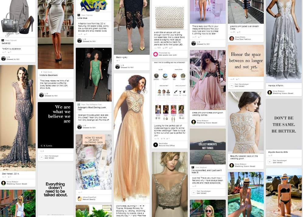 10 Pinterest Boards to Follow for Plus Size Fashion Inspiration