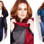 The Addition Elle Fall Look Book featuring Tess Holliday