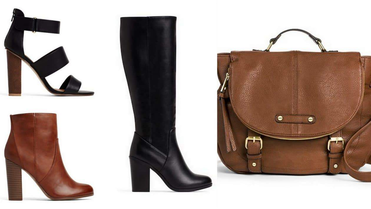 Aldo and Target Make Magic with a+ designed by aldo on The Curvy Fashionista #TCFStyle