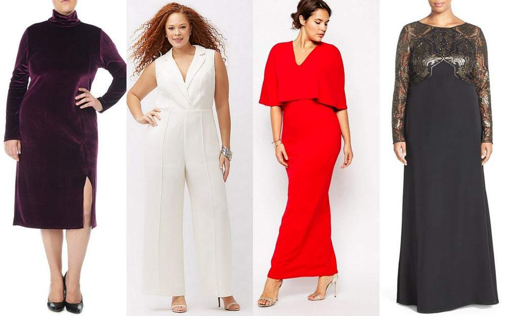 13 Must See (and Shop) Plus Size Holiday Dress Picks!
