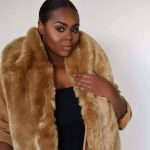 Flaws of Couture Plus Size Stole