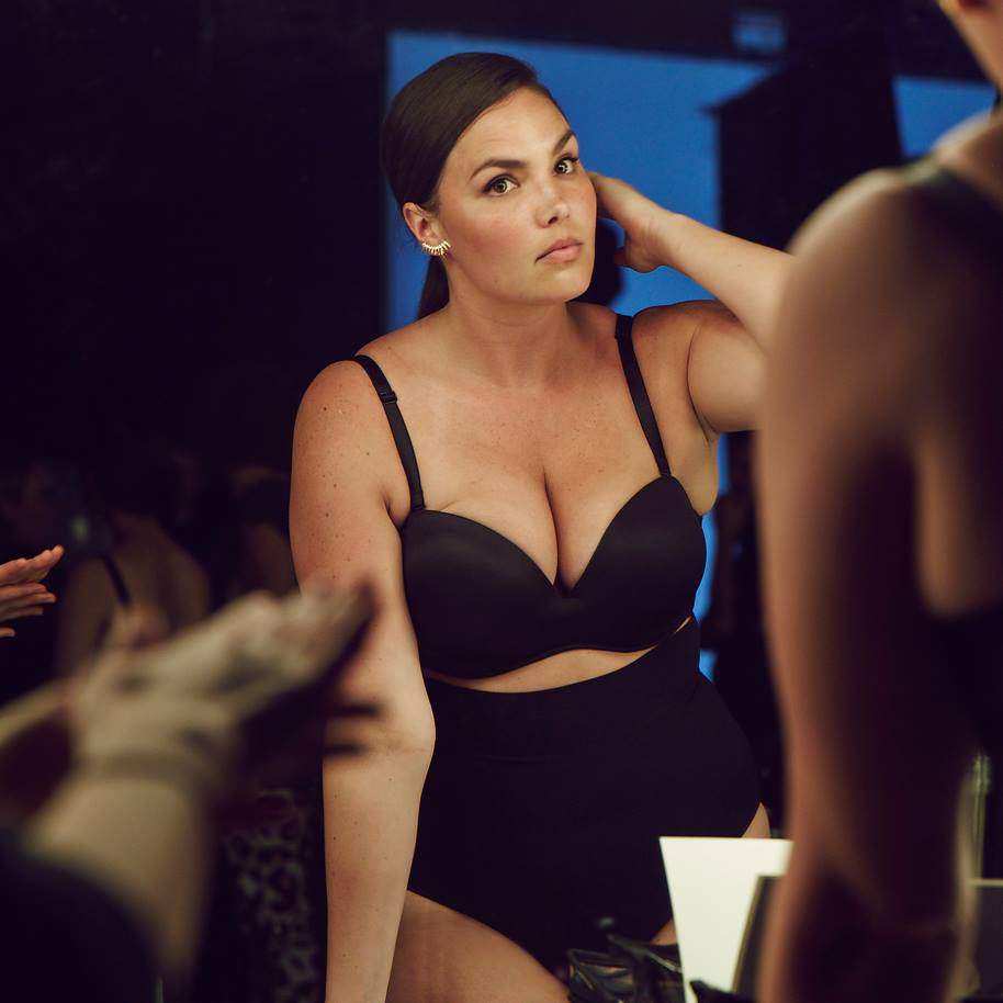 plus size shapewear- The Bra