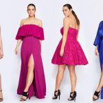 Fame and Partners Plus Size Gown Collection