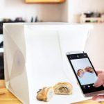 Holiday Gift Guide for the Fashionable Tech Lover: Foldio Portable Studio