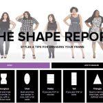 Gwynnie Bee Shape Report