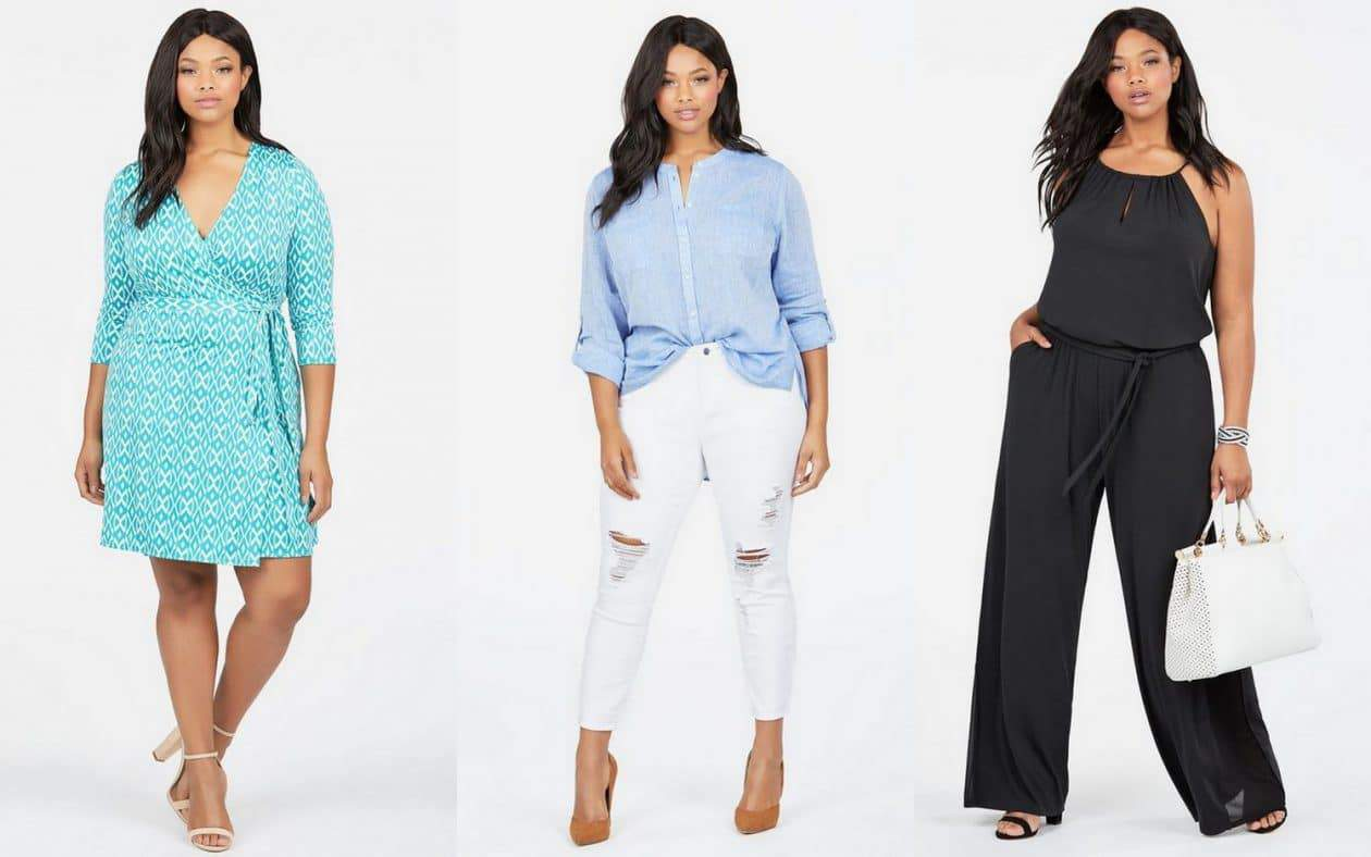 JustFab Plus Size Collection