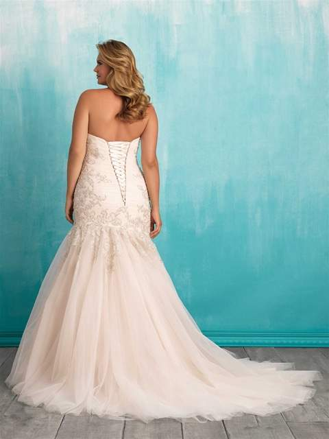 Luxe Bridal PC Allure Gown