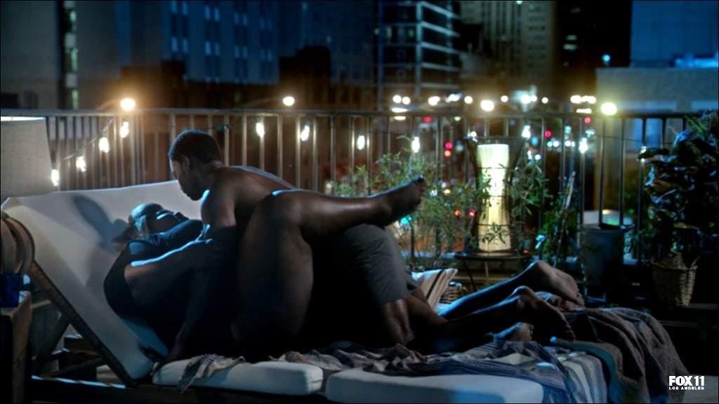 empire-season-2 Gabby SIdibe Sex Scene