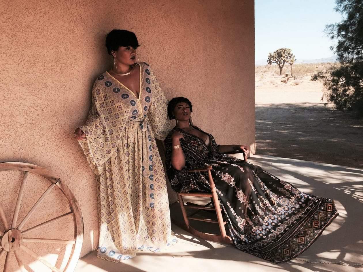 Los Angeles Plus Size Designer: Zelie for She Collection