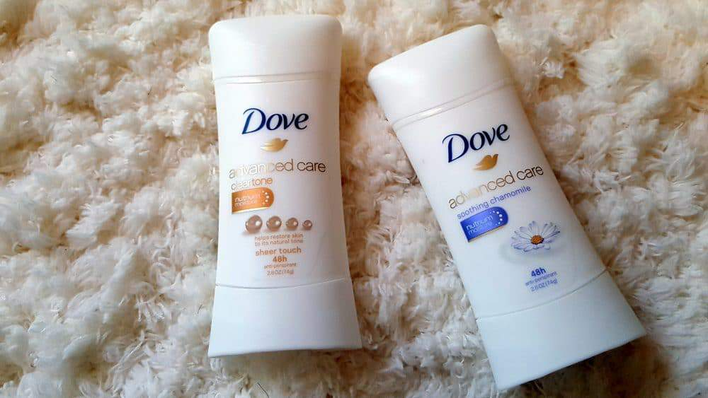 My Beauty Essential with Dove