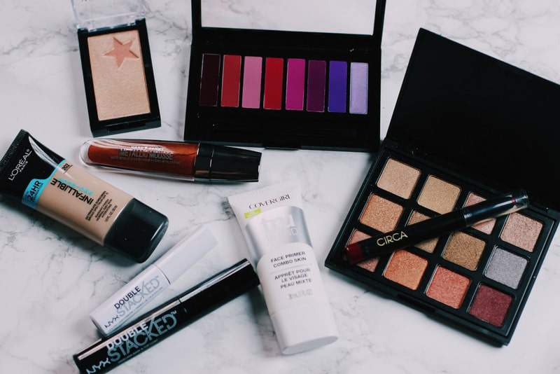 Affordable fall makeup
