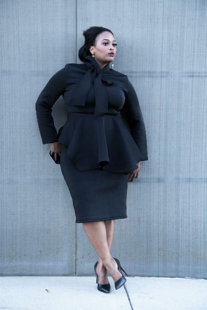 Plus Size Fall Fashion with Honey's Child Boutique