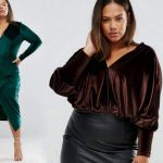 Plus size velvet finds