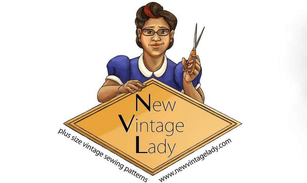 New Vintage Lady- Plus Size Vintage Patterns