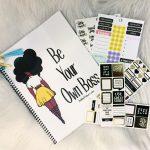2019 Boss Girl Planner by addie rawr