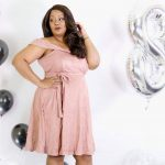Marie Denee- The Curvy Fashionista creator in City Chic