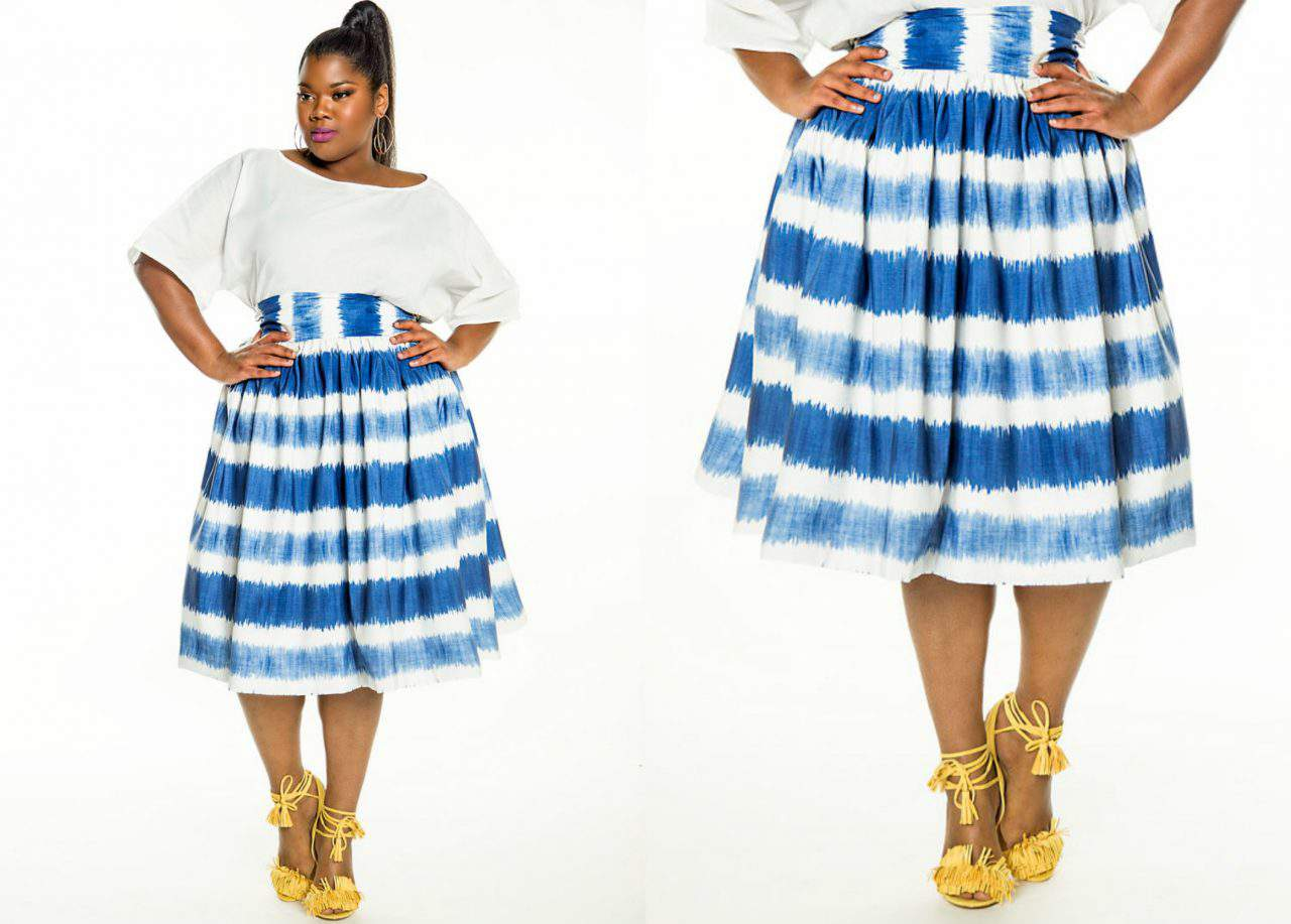 10 Plus Size Skirts to Twirl Into Spring With