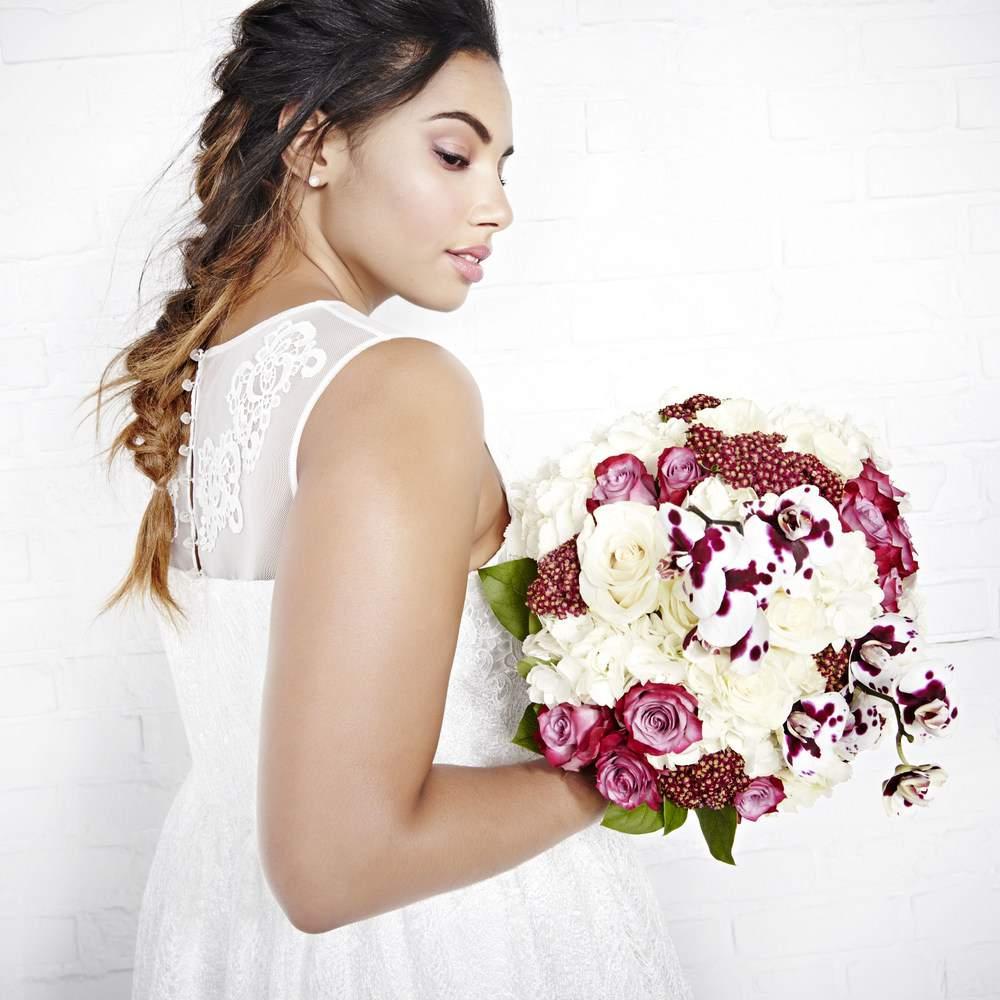 Addition Elle Introduces Violets Roses Bridal Collection