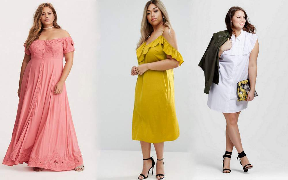 National Dress Day plus size favorites