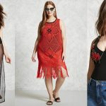Plus size Festival options, plus size boho look, plus size outfit ideas