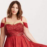 Torrid Wonder Woman dress