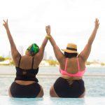 Curvy Kate Lookbook featuring Kellie Alexander and Essie Golden