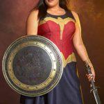 Torrids Plus Size Wonder Woman Collection