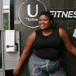 Jessamyn Stanley, ambassador for U by Kotex