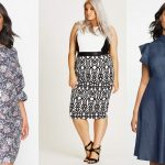 Plus size dresses, plus size spring looks, spring 2017, plus size clothing